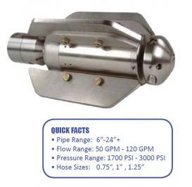KEG Technologies Aqua Power 700 Nozzle