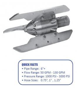 KEG Technologies Equalizer Nozzle