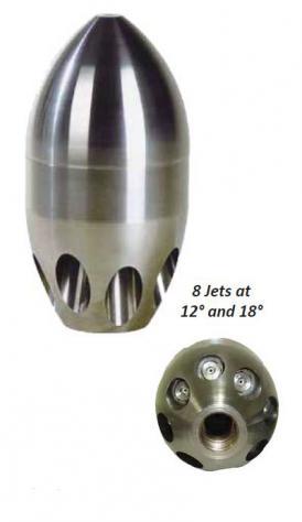 KEG Technologies Torpedo Nozzle