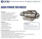 Aqua Power 700 Specs