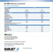 Ramjet RJ-450 Specs