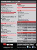VAC-CON HOTSHOT JETTER SPECS