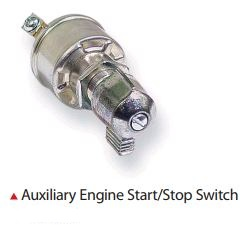 AUXILIARY ENGINE START/STOP SWITCH